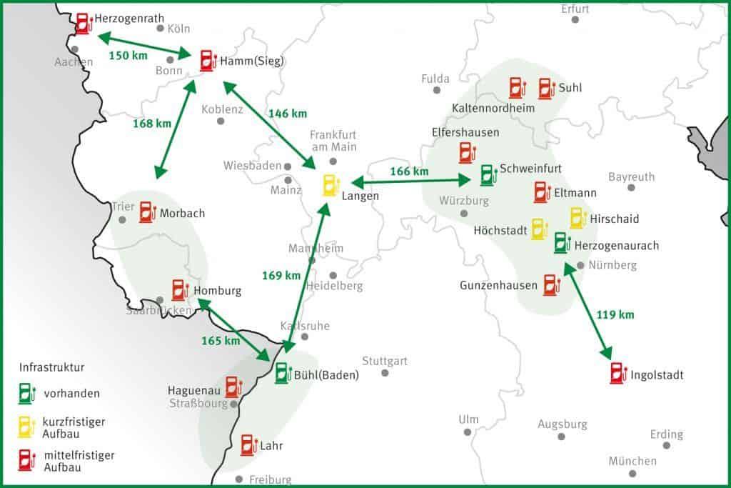 Mit der Schnellladestation am Schaeffler-Standort in Bühl wird eine Lücke geschlossen. Damit ist nun an den großen Standorten des Unternehmens in Deutschland Lade-Infrastruktur für E-Autos vorhanden.