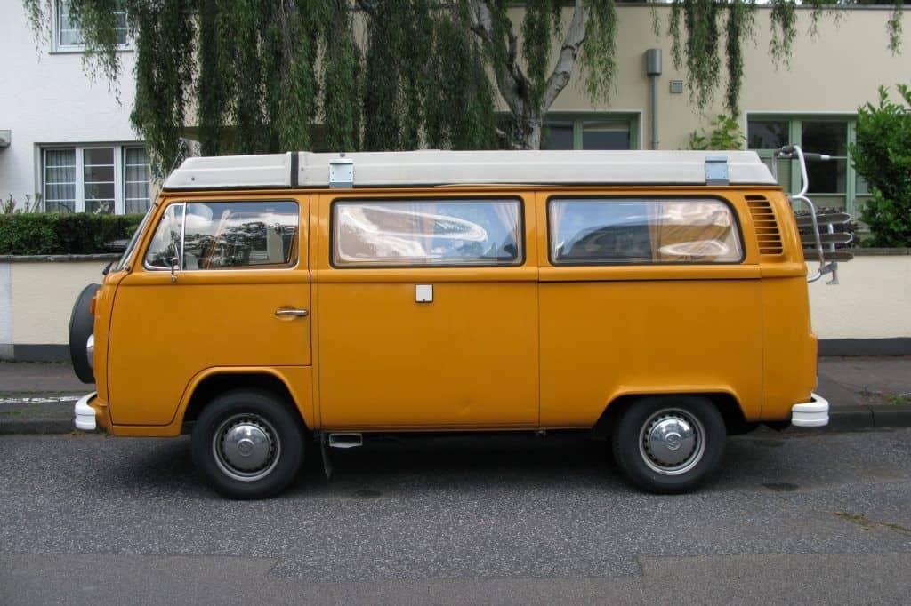 Vorläufer: Der Westfalia Joker auf T2-Basis hat die steile Karriere der Campingbusse bei VW begründet.