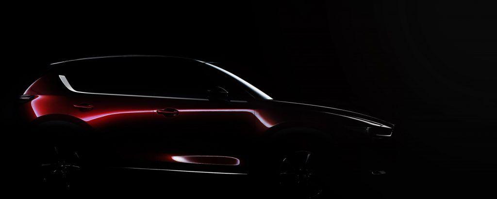 neuer Mazda CX 5