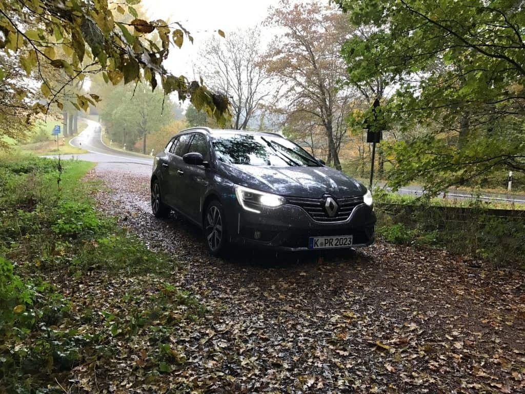 Renault Megane Grandtour Front