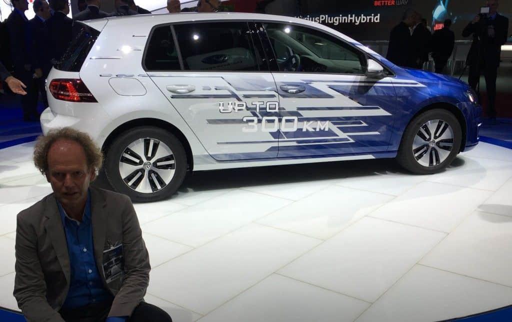 VW Golf mit 300 km Reichweite