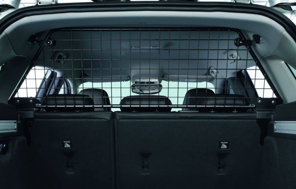 Hunde an Bord im Opel Astra Sports Tourer