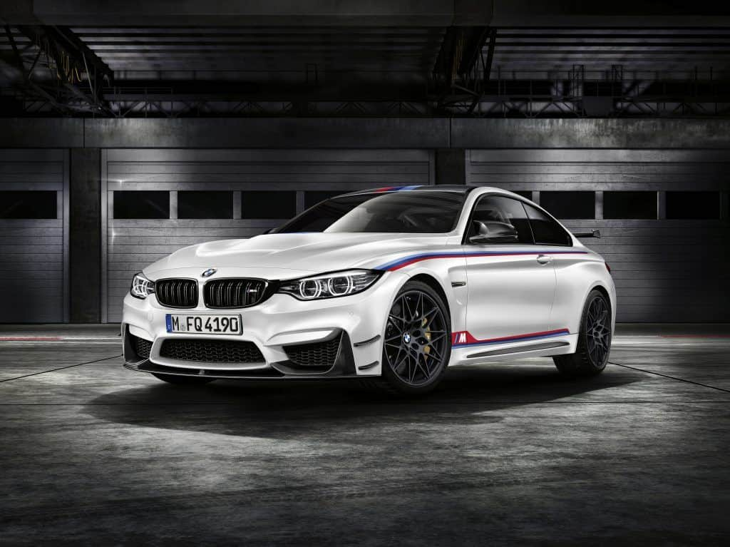 BMW M4 DTM Champion Edition 2016 Front