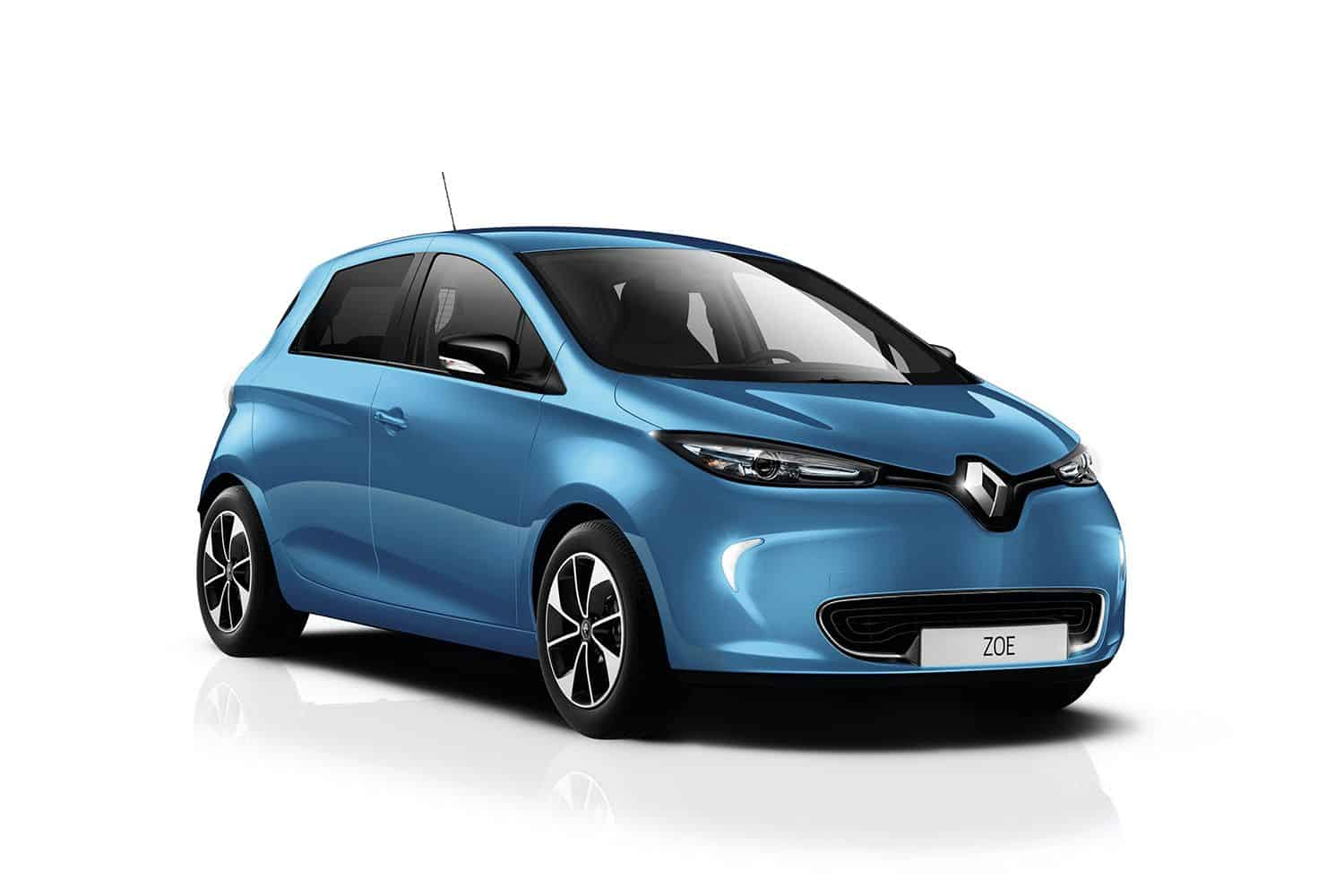 renault zoe jetzt mit 400 kilometern elektrischer reichweite. Black Bedroom Furniture Sets. Home Design Ideas