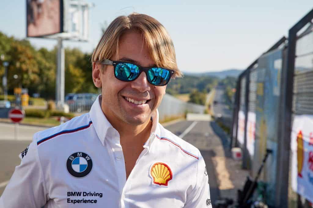 DTM-Fahrer Augusto Farfus