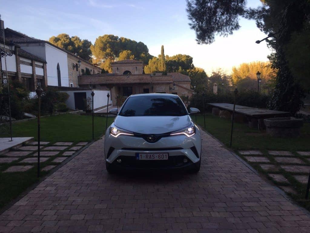 Toyota C- HR Front