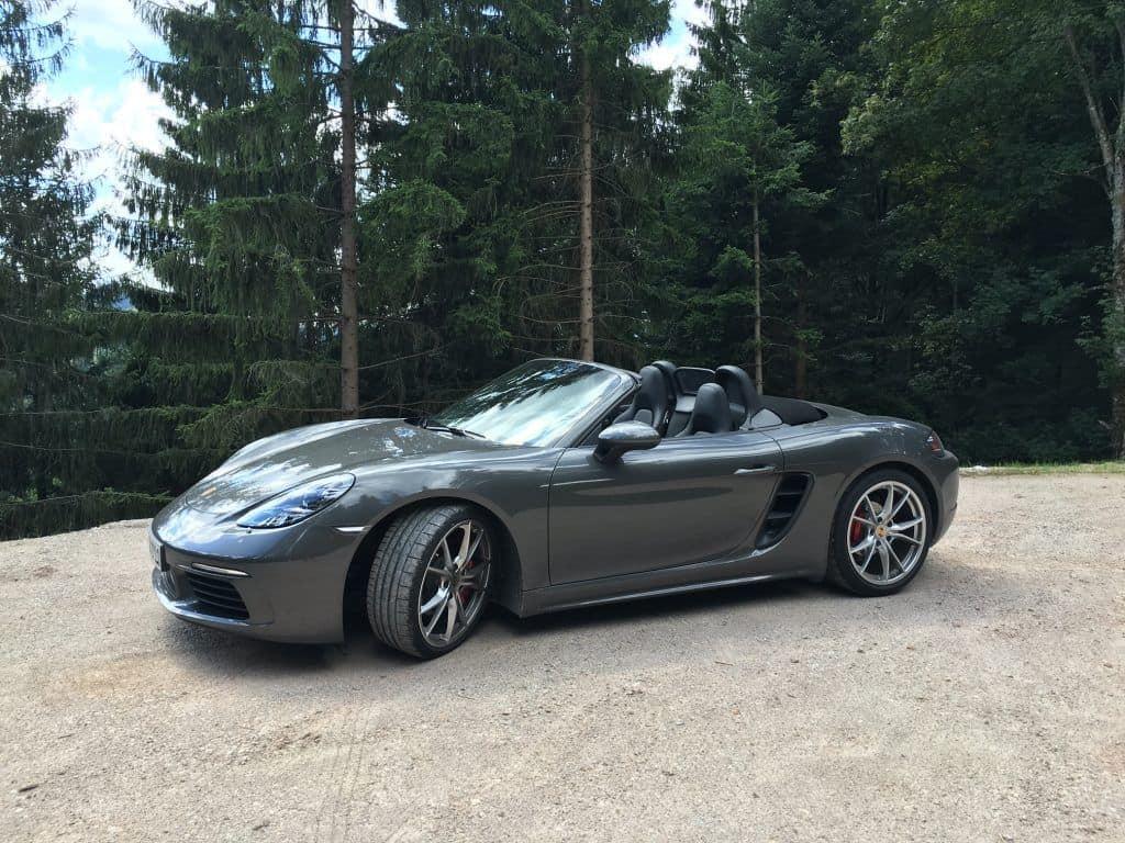 Porsche Boxster S -