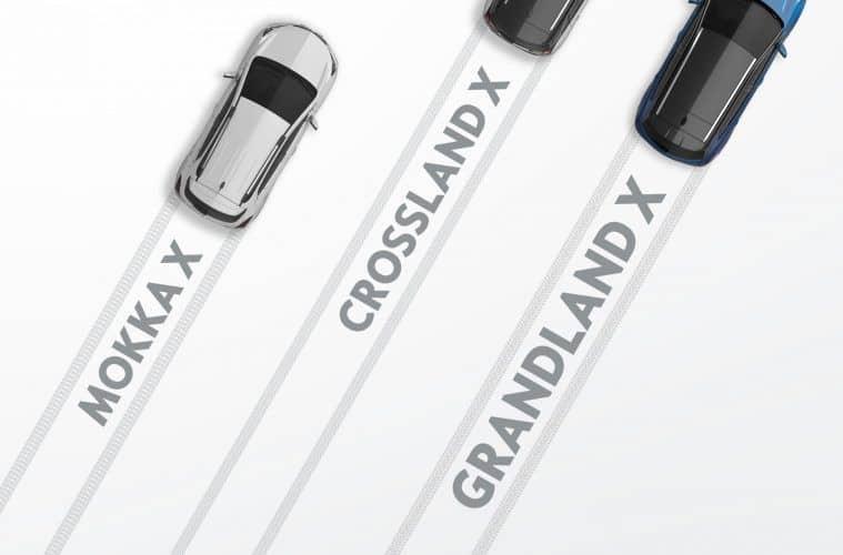 New Opel X family member: Grandland X