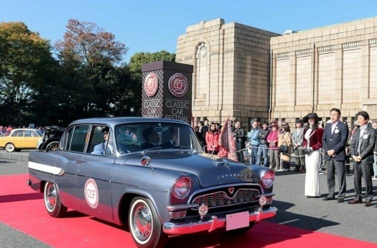 Toyota Classic Car Festival: Toyopet Crown RS 21 (1961)