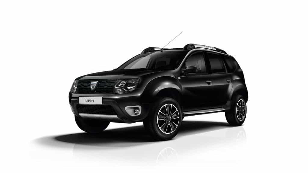 Duster, Blackshadow, Sondermodell, SUV, Dacia, 2016