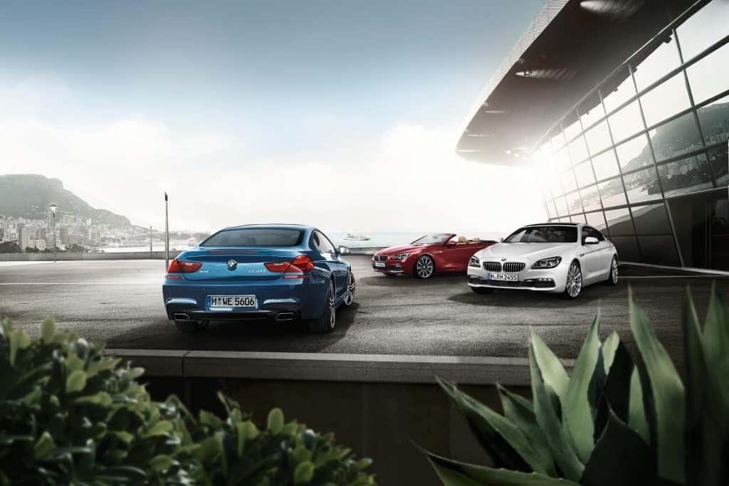 Zum Frühjahr frischt BMW den 6er auf, der als Coupé, Cabrio und Gran Coupé antritt.