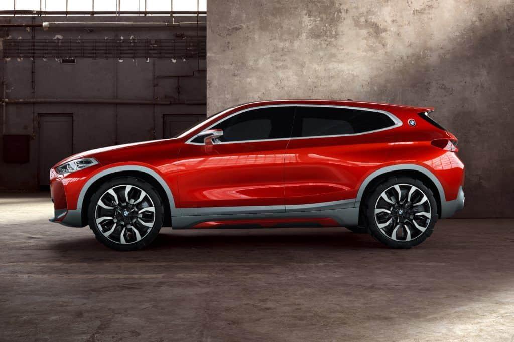 Der Concept X2 soll markentypische Dynamik und Solidität in der Kompaktklasse verkörpern.