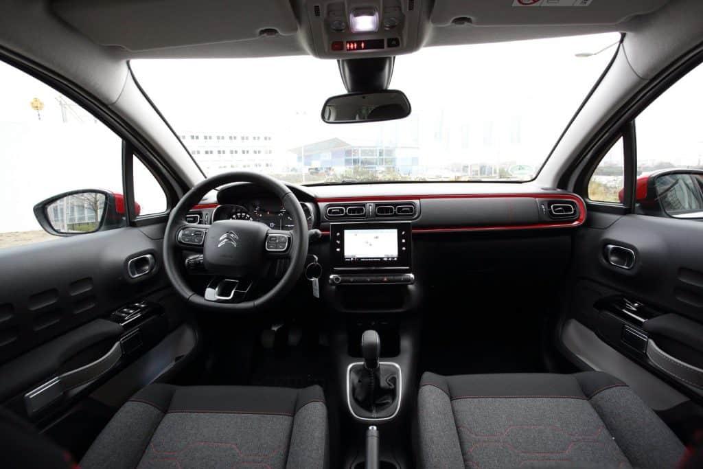 Citroën C3 Innenraum