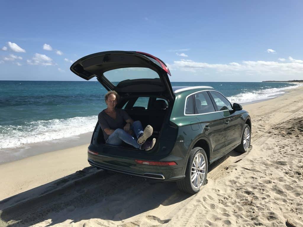 Audi Q5 Kofferraum