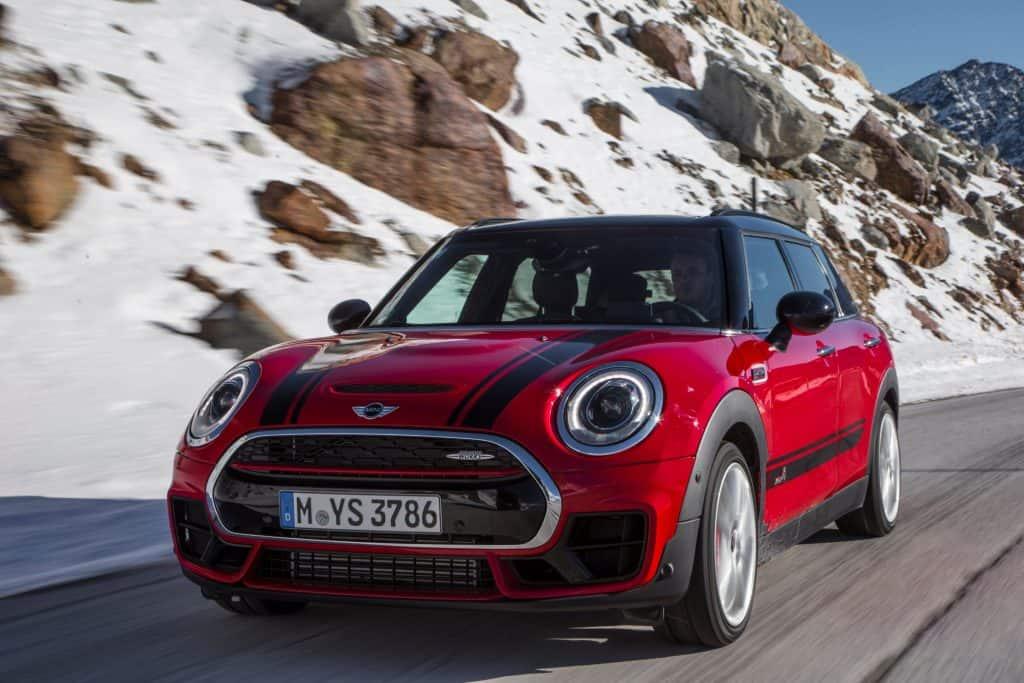 Mini John Cooper Works Clubman Front
