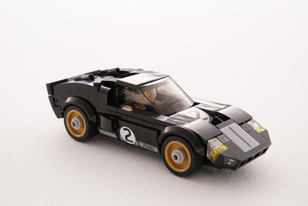 Ford GT 40 von Lego