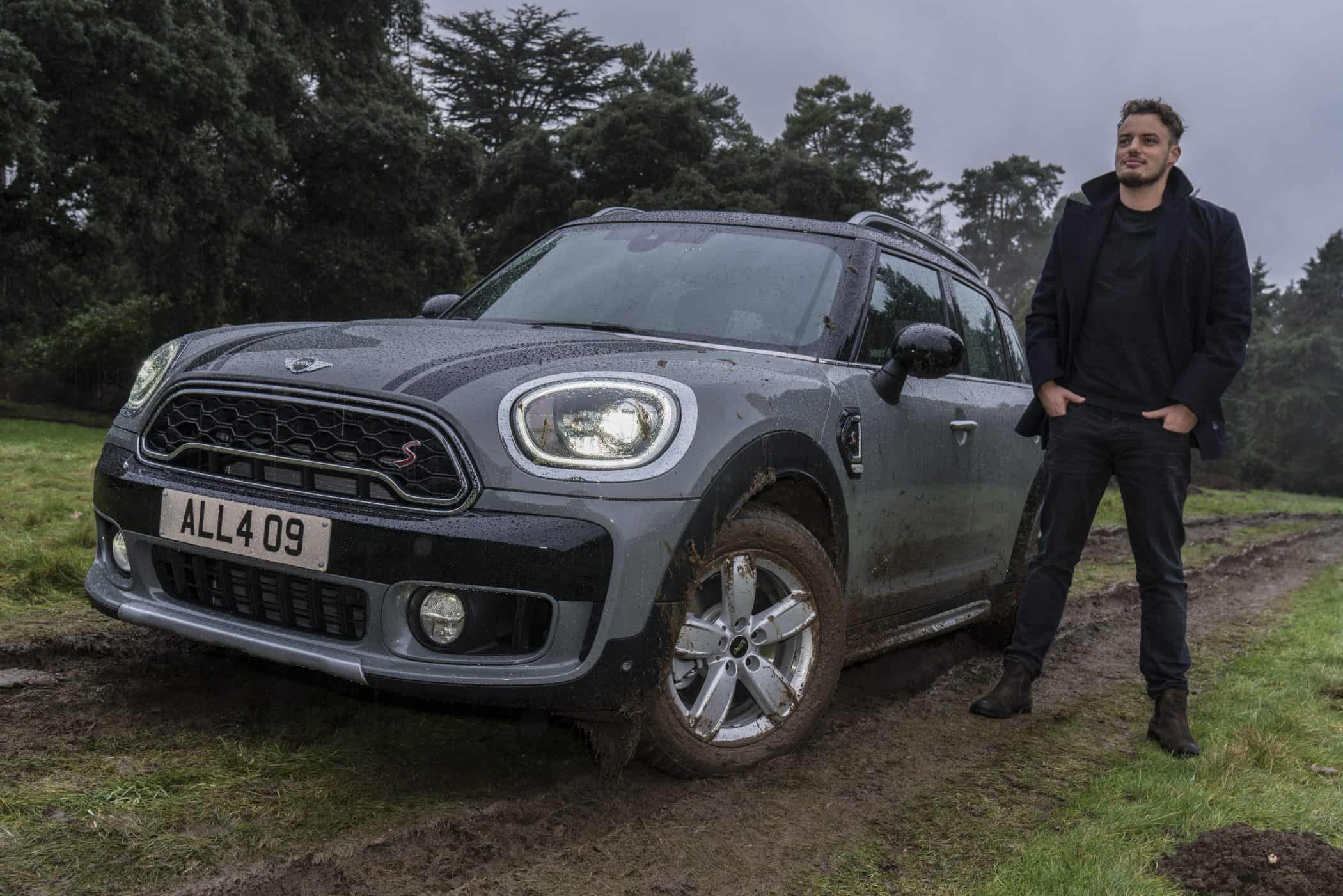 Mini Countryman Cooper S All4 2017 Ich Bin Der Picknicker Der