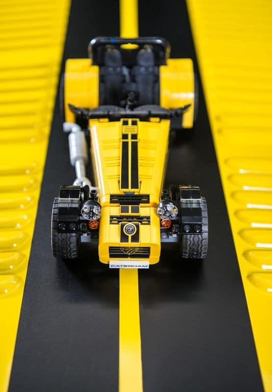 Caterham Seven von Lego