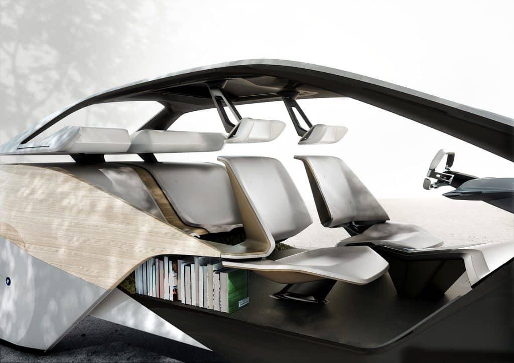 "CES 2017: Innenraumkonzept ""BMW i Inside Future"""