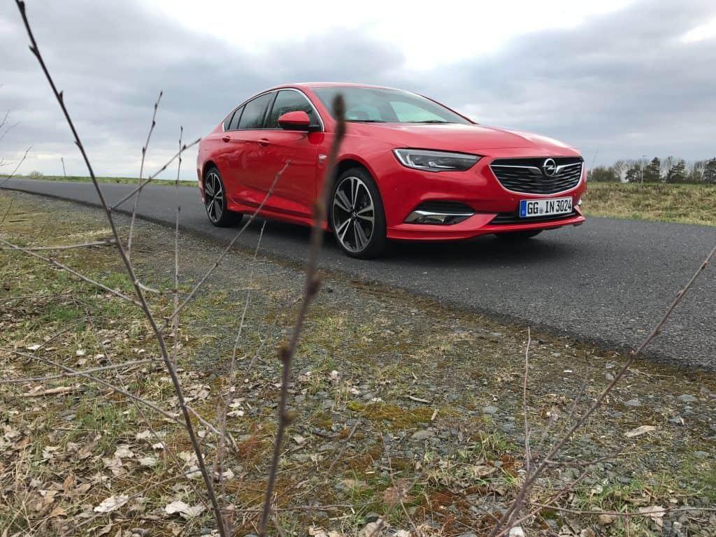 Opel Insignia Grand Sport 2.0 DIT 4x4