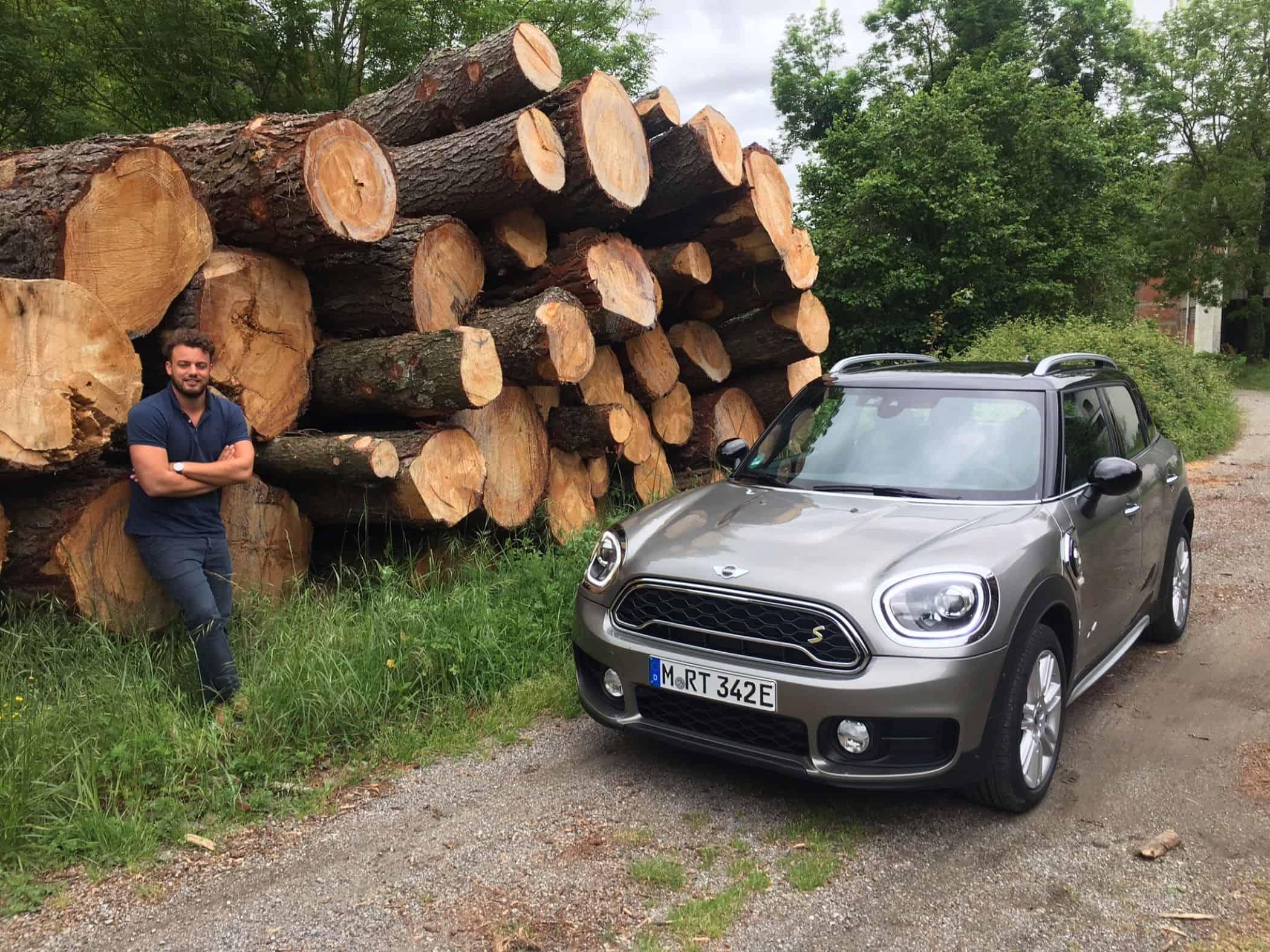 MINI Cooper S E Countryman ALL4 - Der Mini Mister Miyagi der Plug-in ...