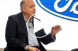 Jim Hackett , Ford Präsident