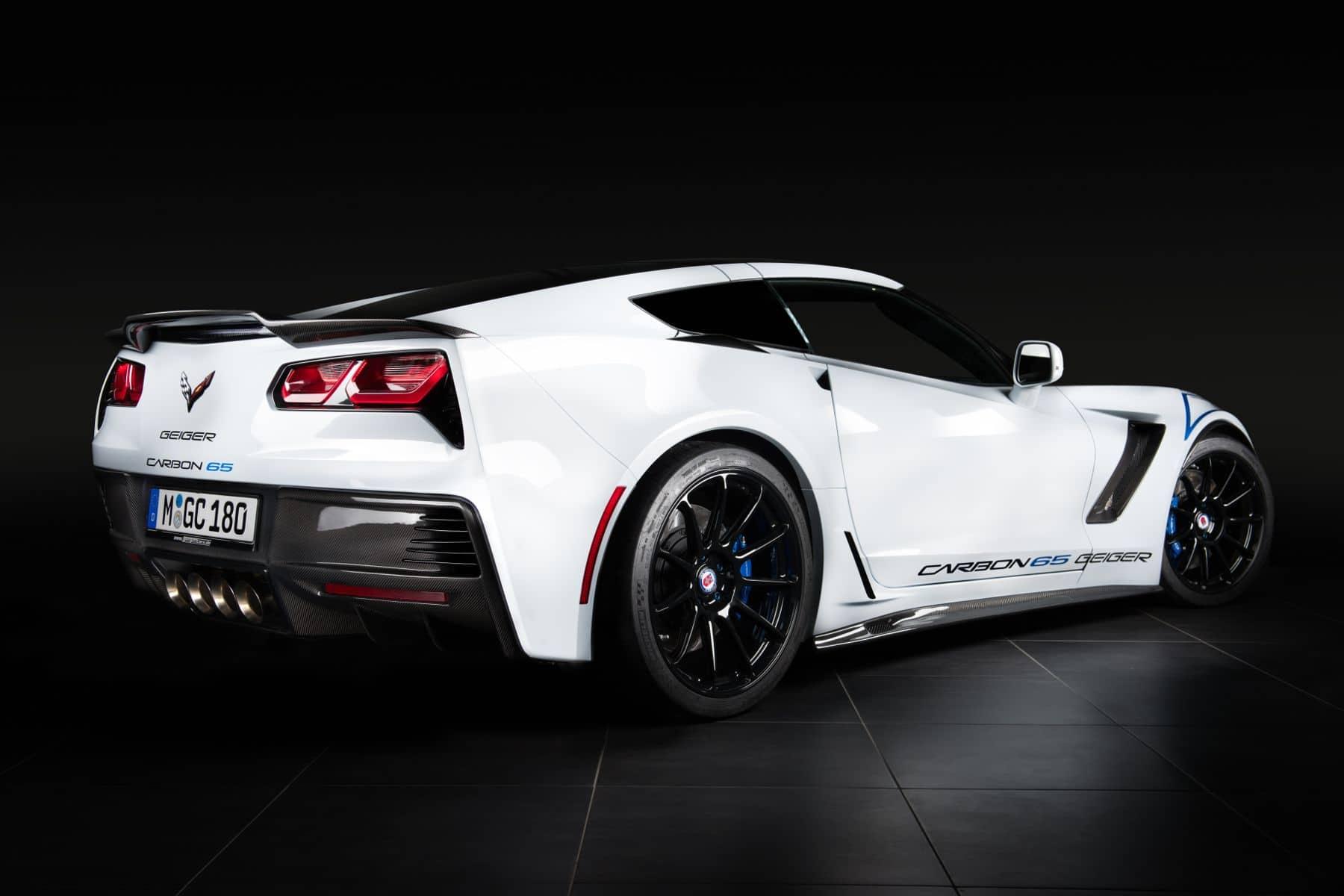 Corvette Z06 Geiger Carbon 65 Edition