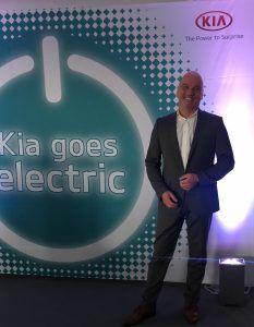 Steffen Cost, Geschäftsführer von Kia Motors Deutschland