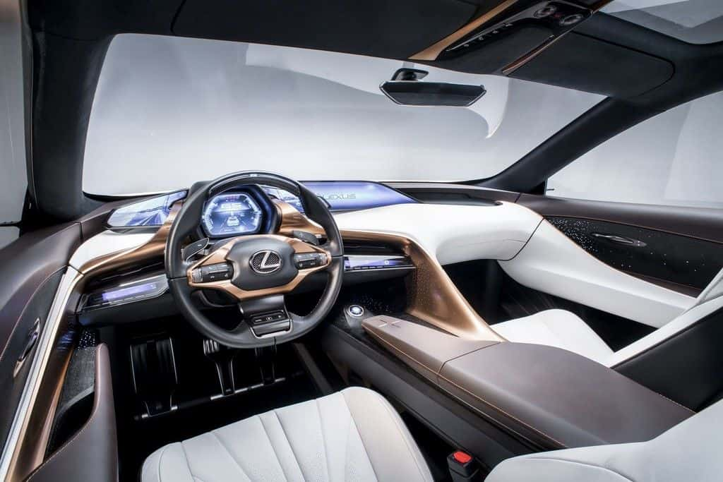 Konzeptfahrzeug Lexus LF-1 Limitless