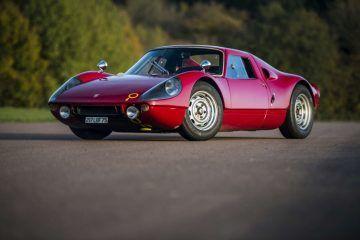 1964er Porsche 904 GTS
