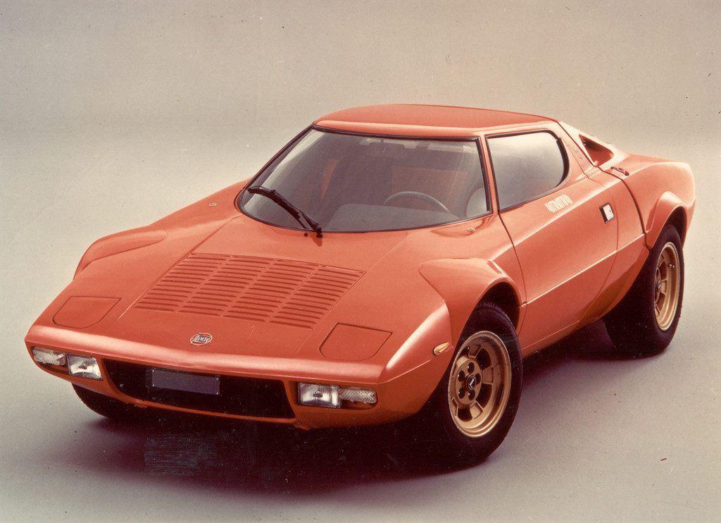 Lancia Stratos (1972–1978).