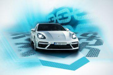 Porsche bringt Blockchain ins Auto