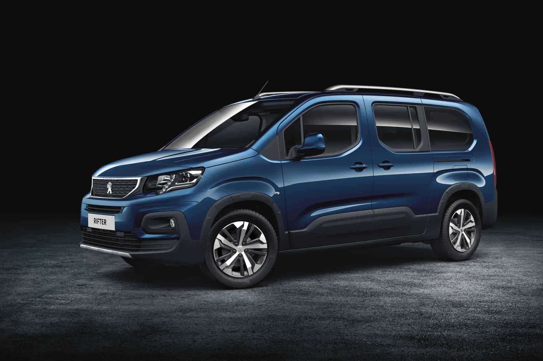 Peugeot Rifter.