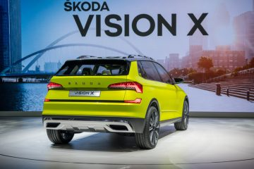 Designstudie ŠKODA VISION X