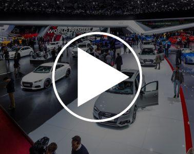 Audi in Genf