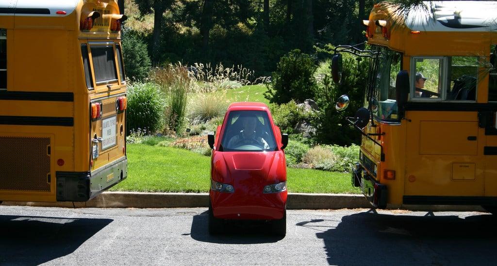Commuter Cars Tango T600