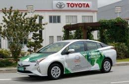 Toyota Prius Flex Fuel