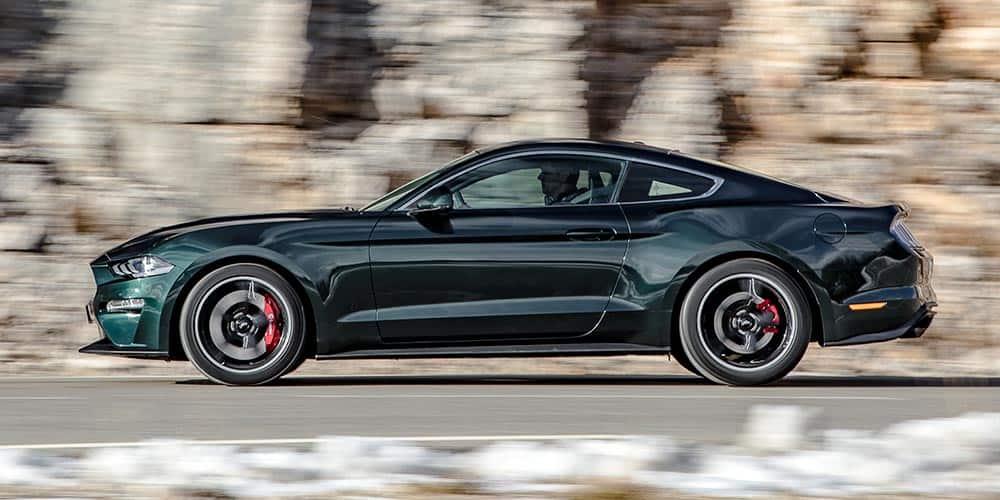 Ford Mustang BULLITT[TM] Sonderedition