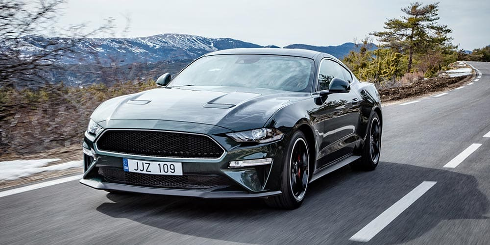 Ford Mustang BULLITT[TM] Sonderedition