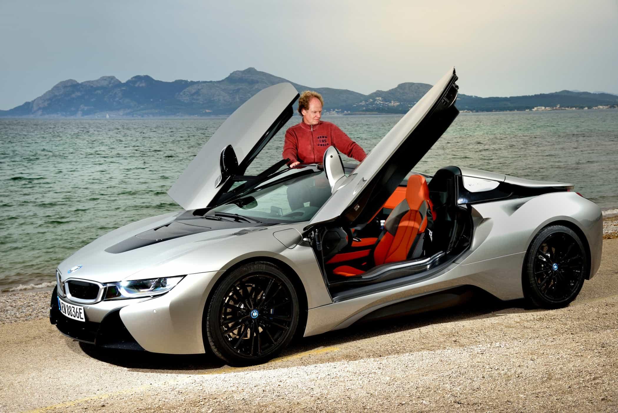 BMW i8 Roadster, Dr Friedbert Weizenecker