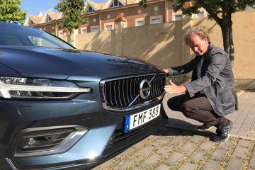 Volvo V60, Dr Fiedbert Weizenecker