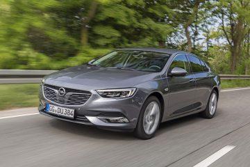 Opel Insignia mit Euro-6d-Temp-Dieselmotor.