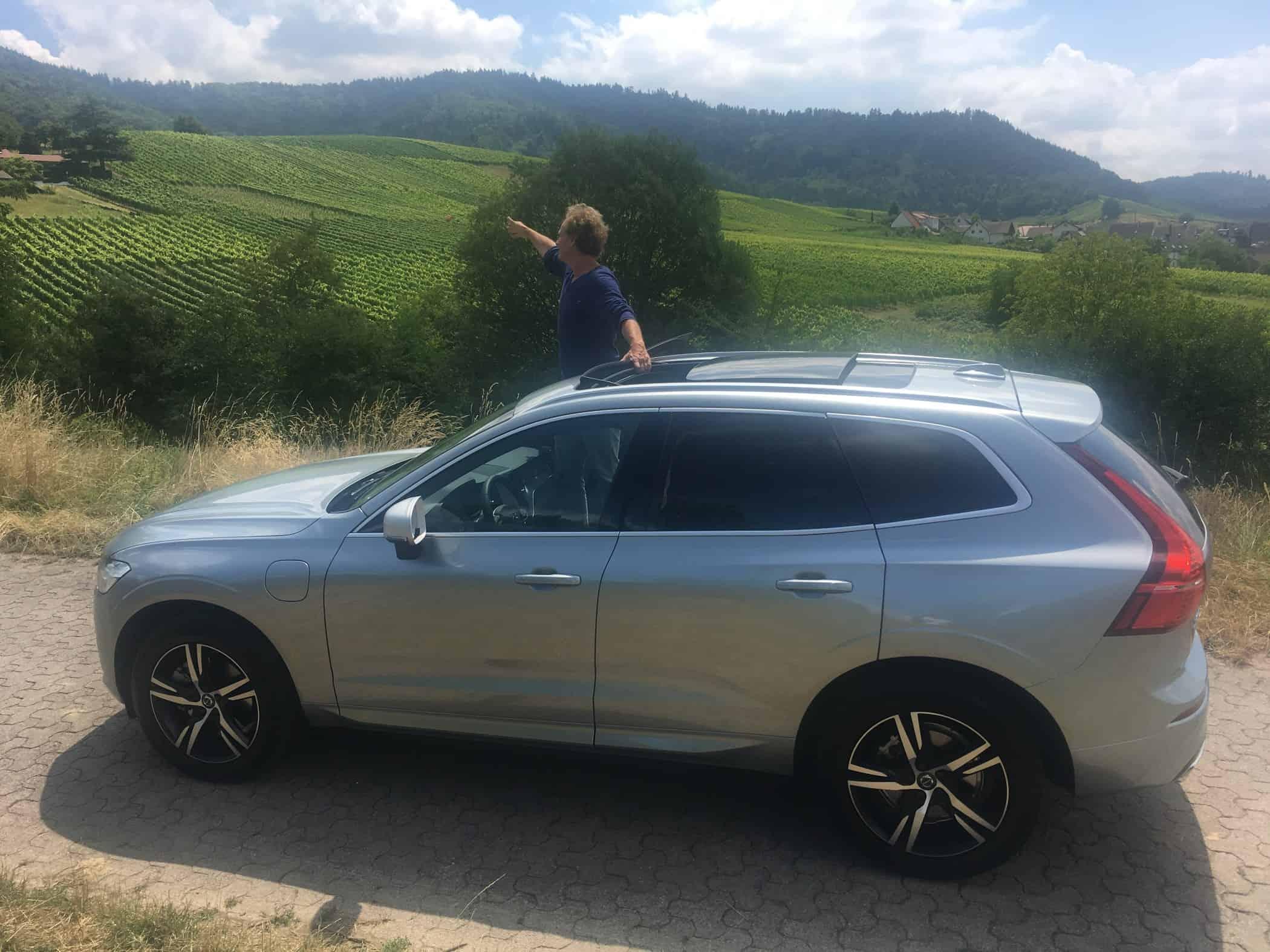 Volvo XC60 Plug-in Hybrid - Nutzt die Vorteile von zwei Antrieben ...