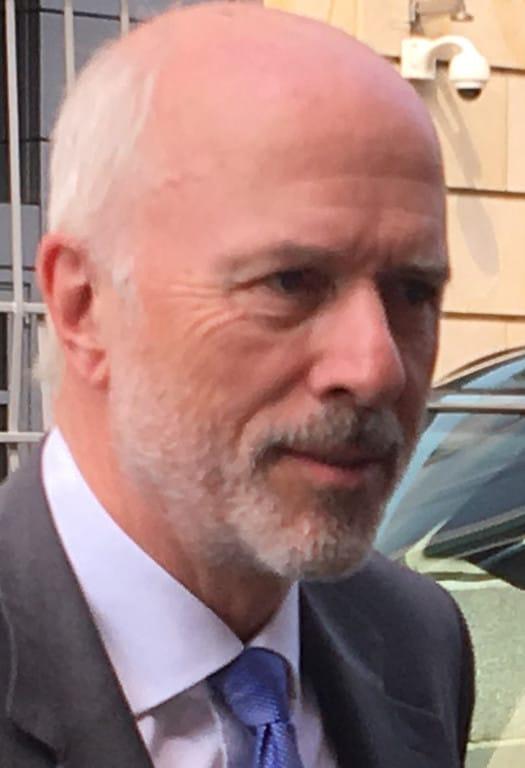 Carl-Peter Forster.