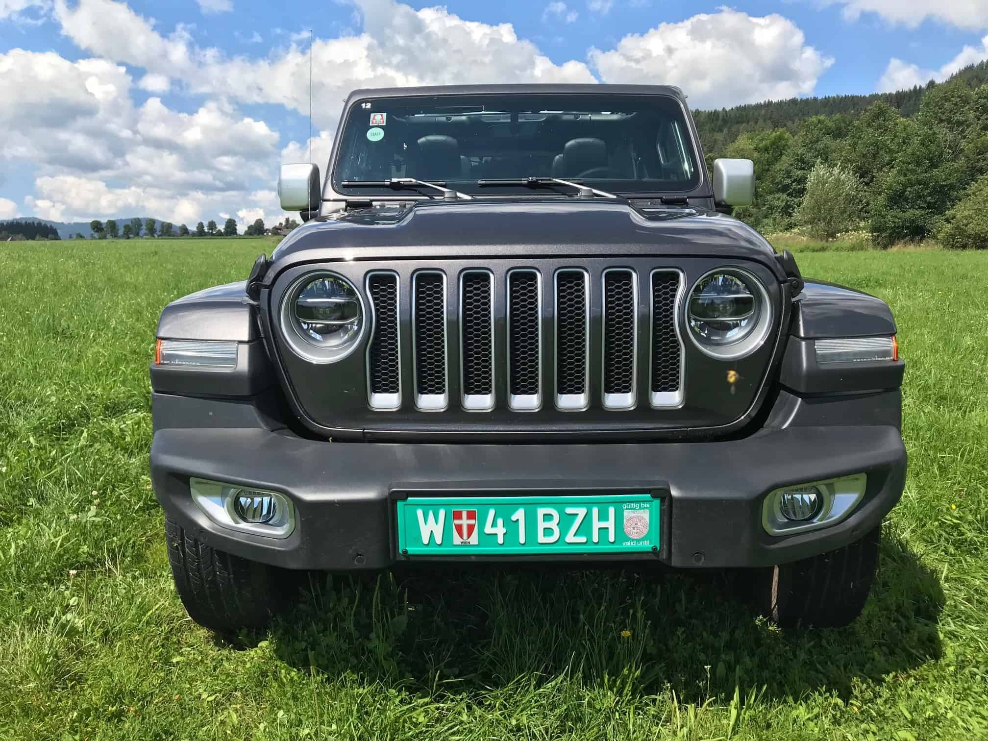 Jeep Wrangler JL (Modelljahr 2019) - Das (fast) letzte Offroad ...