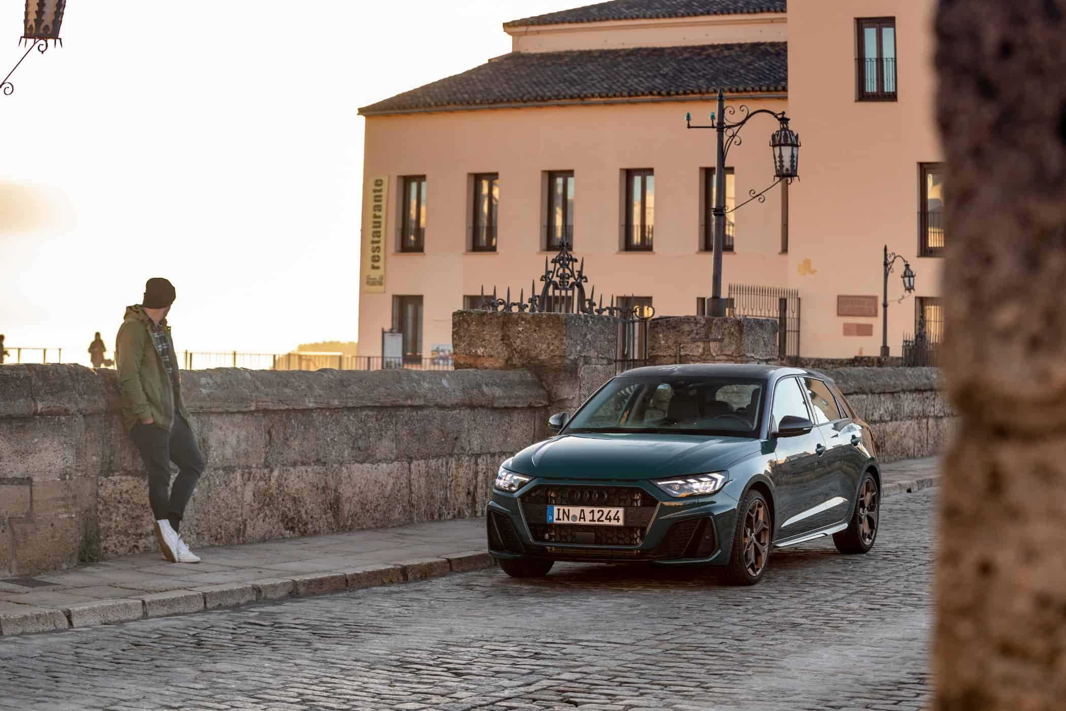 Audi A1, Jan Weizenecker