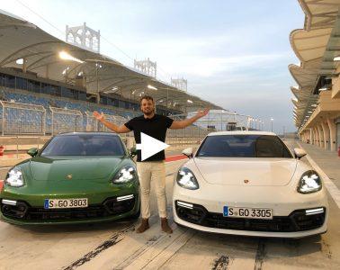 Porsche Panamera GTS vs. GTS Sport Turismo   Fahrbericht in Bahrain I Jan Weizenecker