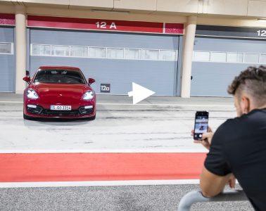 Porsche Panamera GTS, Limousine, Jan Weizenecker