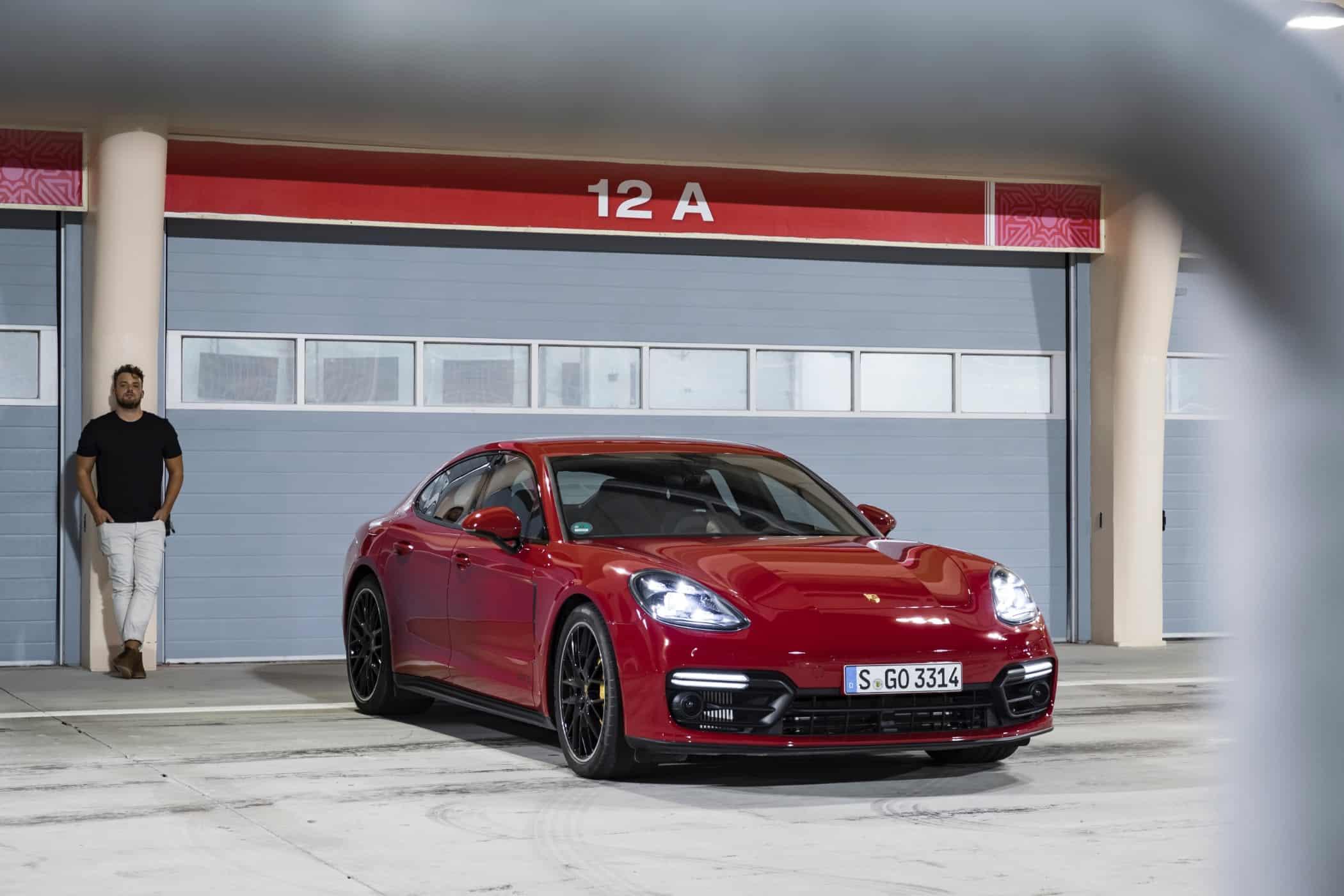 Porsche Panamera GTS, Limousine