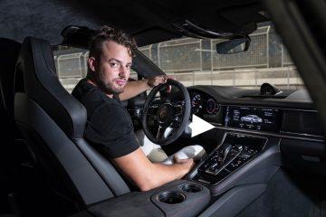 Porsche PanameraGTS Sport Turismo (Kombi)